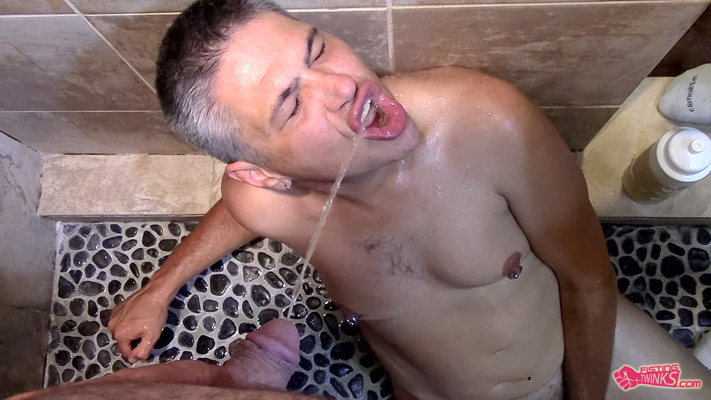 gay pissing clothed